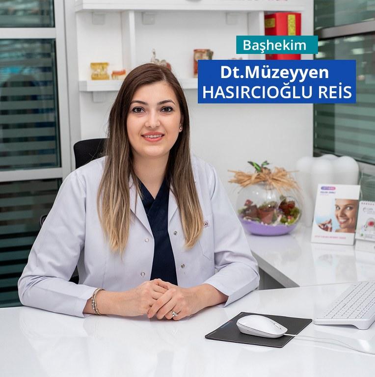 Dt. Müzeyyen HASIRCIOĞLU REİS